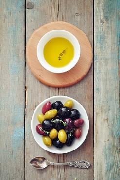 oliwa i oliwki - zdrowe tłuszcze
