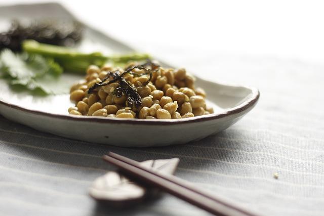 Natto - tradycyjna potrawa z soi