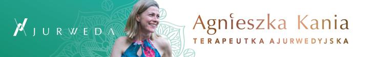 banner Agnieszka Kania, terapeutka ajurwedyjska